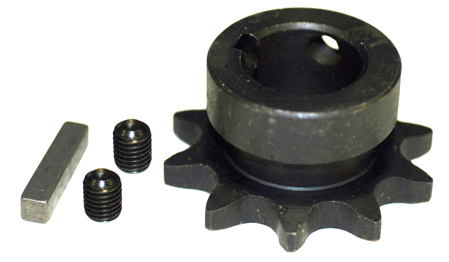 Go Kart Sprockets And Chains : Go kart drive sprocket for universal chain tooth