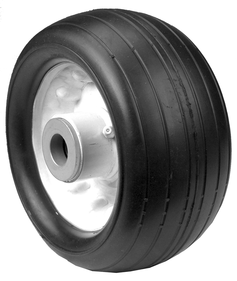 Steel Lawnmower Wheel For Cub Cadet 734 3195